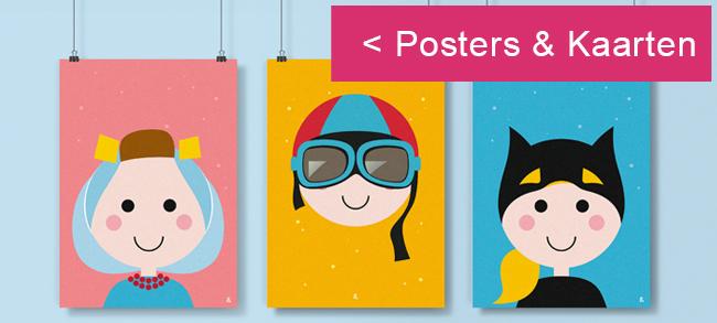 Posters en kaarten