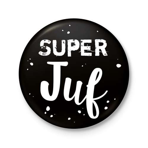 Button €� Super Juf