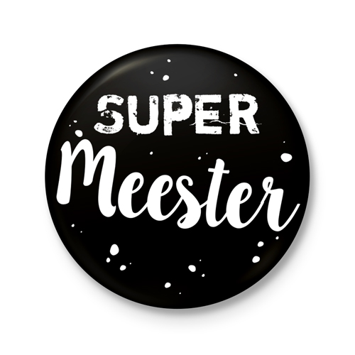Button €� Super Meester