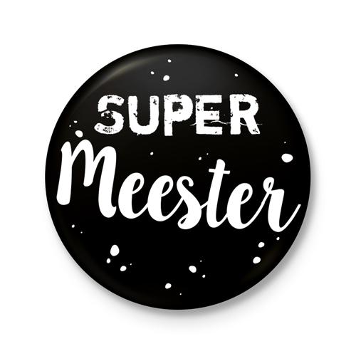 Button €� Super Meester