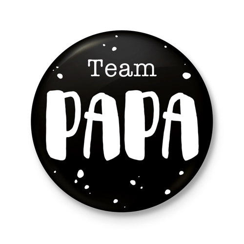 Button €� Team Papa