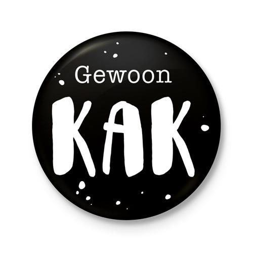 Button €� Gewoon KAK