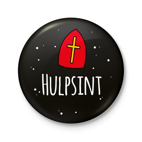 Button €� Sinterklaas | Hulpsint