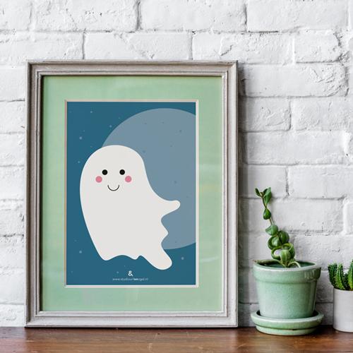 A5 Print – Spook